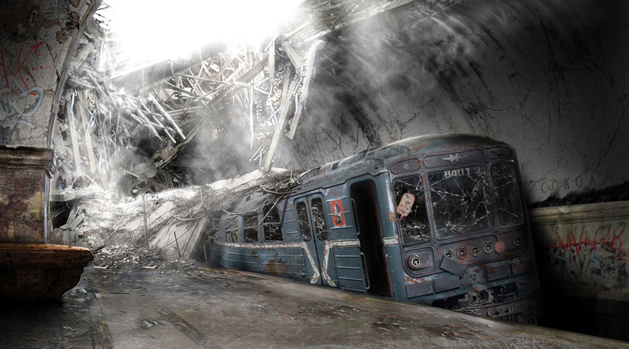 Метро-2: что скрывают тоннели под Москвой