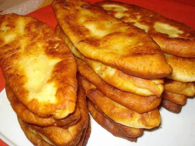 Тоненькие крестьянские пирожки