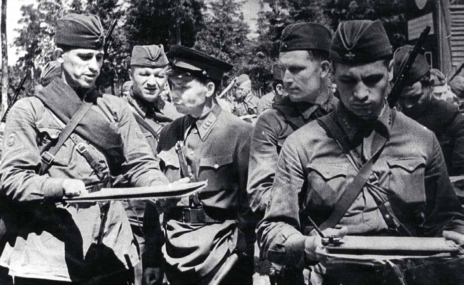 Трофейные бригады Красной Ар…