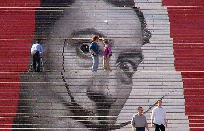 10 самых невероятных в мире лестниц от древности до современности
