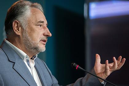 Донецкий губернатор придумал четыре условия «мирной деоккупации» Донбасса