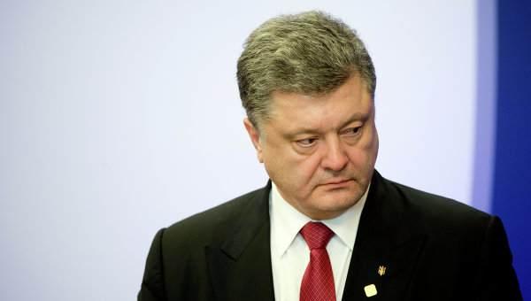 СБУ сообщила о подготовке убийства Порошенко