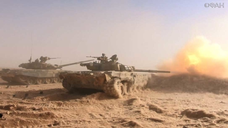 Сирия сегодня: армия САР отбила атаку «Ан-Нусры» под Дараа, Дамаск уничтожил более 200 боевиков ИГИЛ под Пальмирой