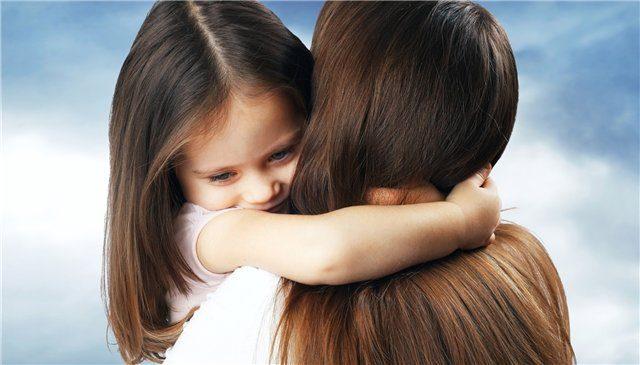 7 причин обнимать ребёнка как можно чаще