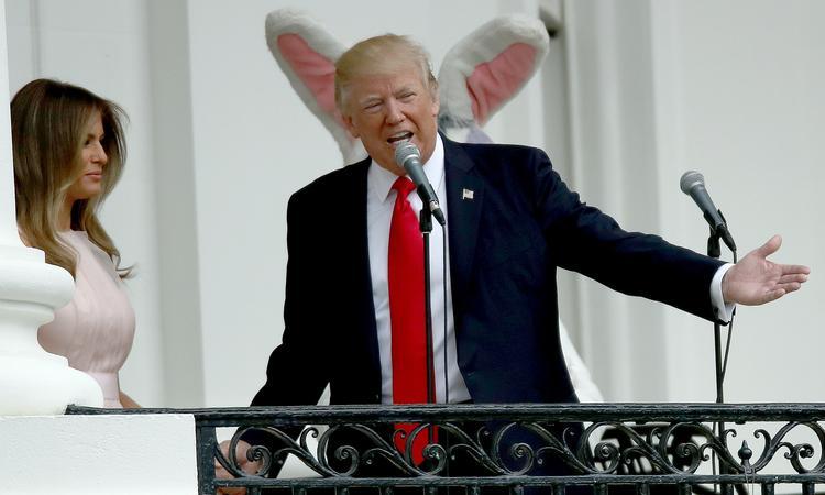 Трамп страдает паранойей и галлюцинациями