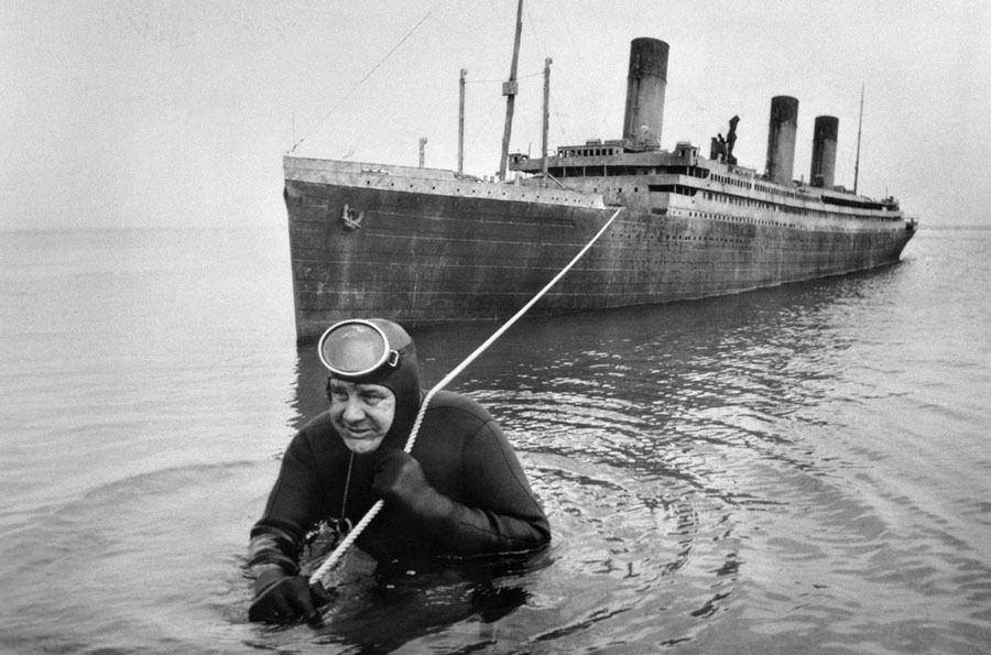 Двадцать редких и необычных архивных фотографий