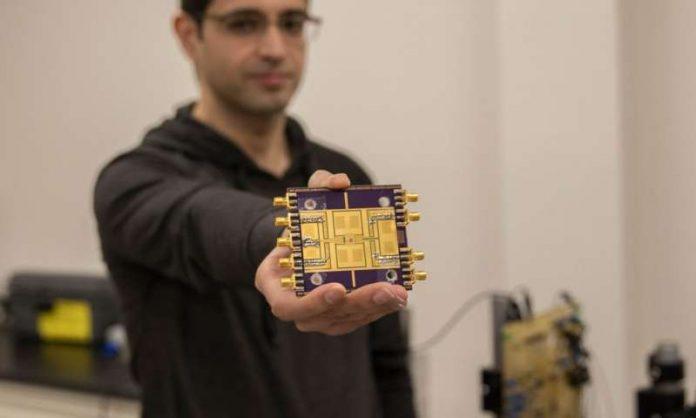 Разработан высокочастотный электронный чип с уникальными свойствами