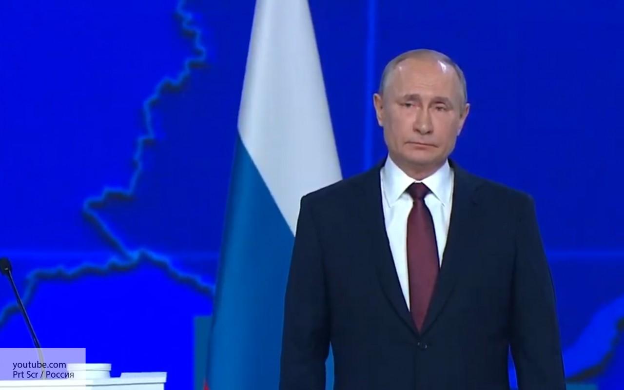 Владимир Путин представил новейший вид оружия