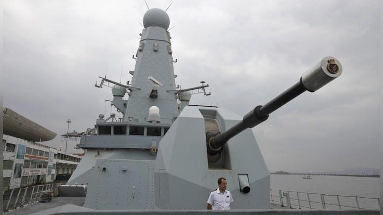 Times: Британия отстаивает влияние НАТО на Чёрном море под присмотром Москвы