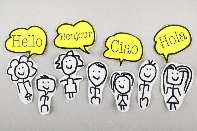 Как сказать «привет» на разных языках?