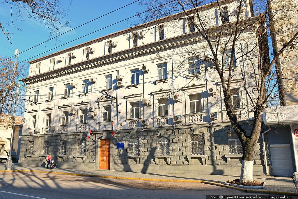 В Севастополе задержана украинская диверсионная группа