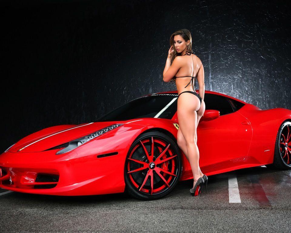 cool cars hot girls № 144614
