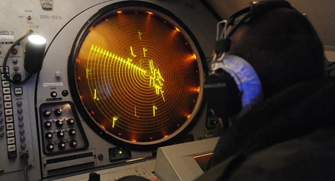 Вокруг России создано сплошное радиолокационное поле