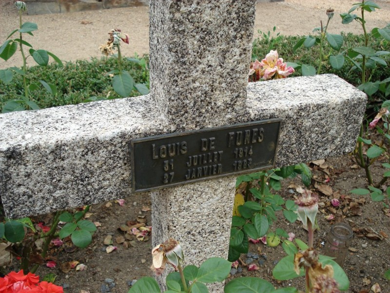 Луи де Фюнес умер от сердечного приступа 27 января 1983 года. Луи де Фюнес, день рождения, факты