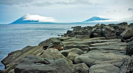 Пять островов Курильской гряды вСахалинской области получили имена