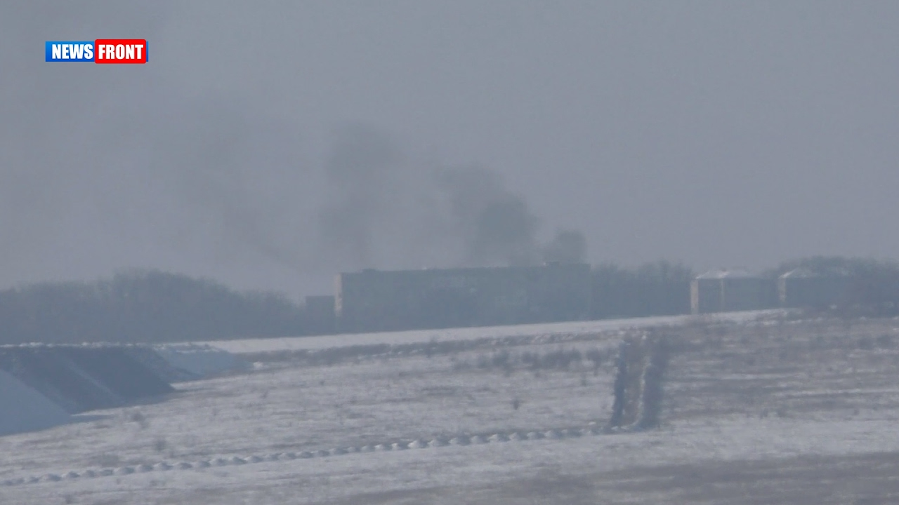 Сводка новостей: ДНР, ЛНР, Сирия, мир / 31.01.2017
