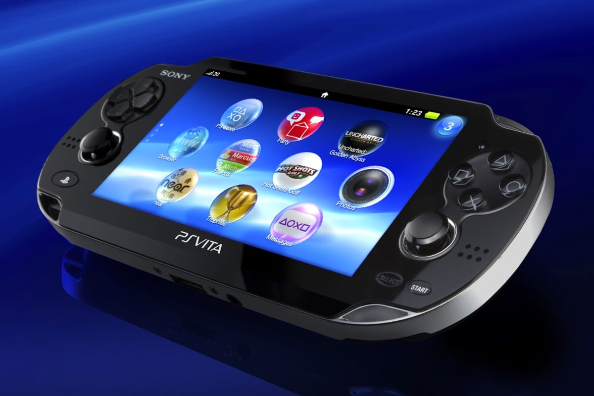 Все игры от PlayStation Vita…