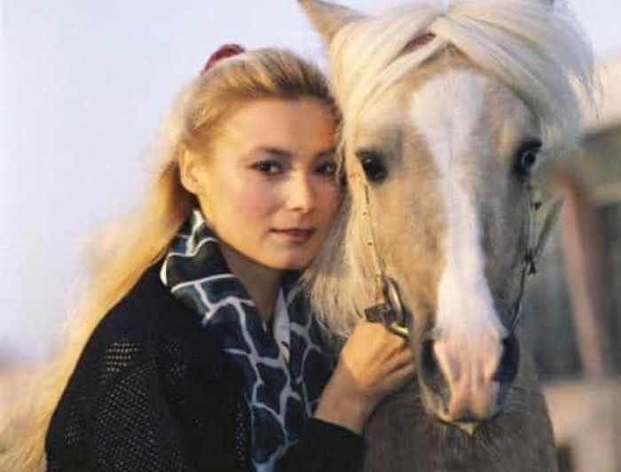 Одна из самых красивых актрис 1980-х гг. Лариса Белогурова   Фото: kino-teatr.ru