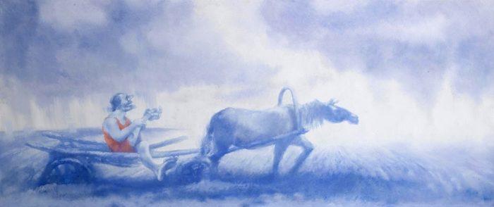 художник Василий Ситников картины - 18