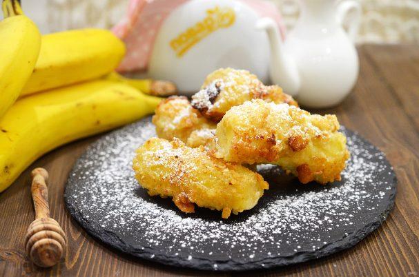 Хрустящие бананы