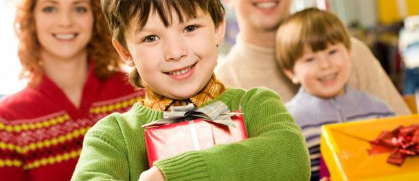 Какой подарок подарить мальчику в День Защитника Отечества