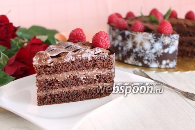 Торт «Пудинговый»