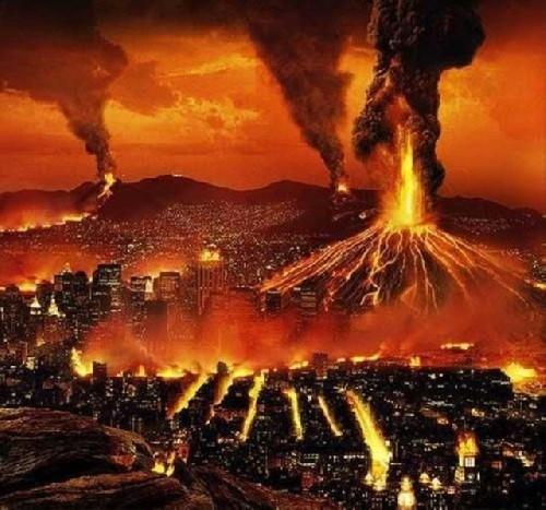 Пугающие новости, которые волнуют всё человечество: сразу 19 активных вулканов за одну неделю