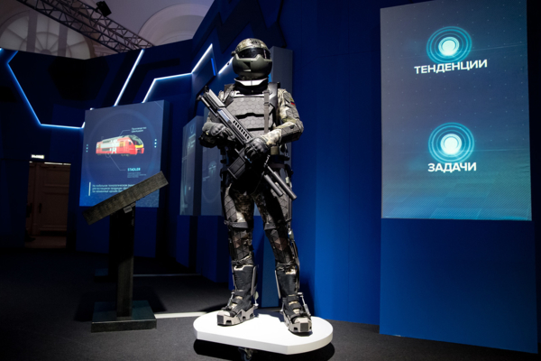 В Москве завершилась выставка «Россия, устремленная в будущее»