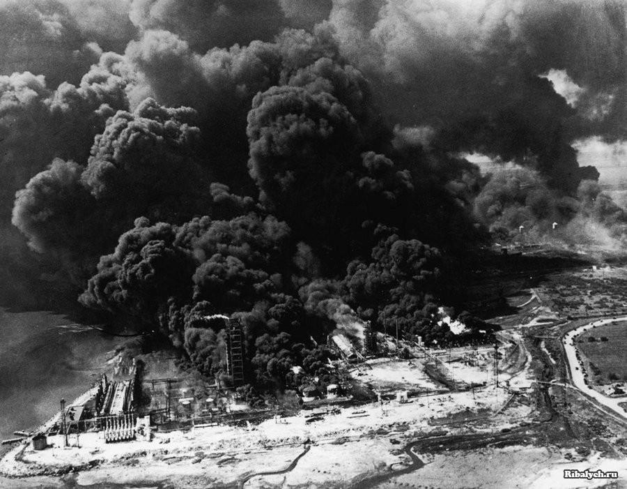 Один окурок — сотни погибших и тысячи раненых