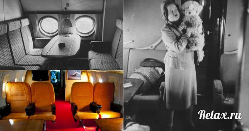 Первый класс советских самолётов