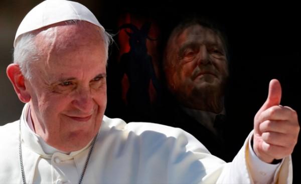 Восстание кардиналов против глобализма папы римского