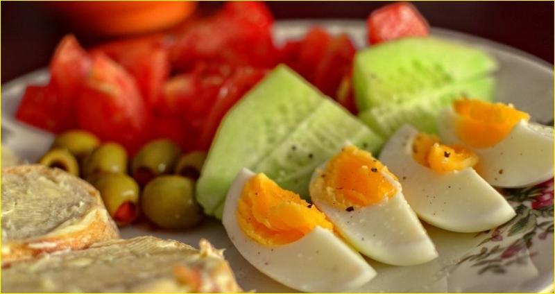 Диета из вареных яиц: сбросить 11 кило за 14 дней реально