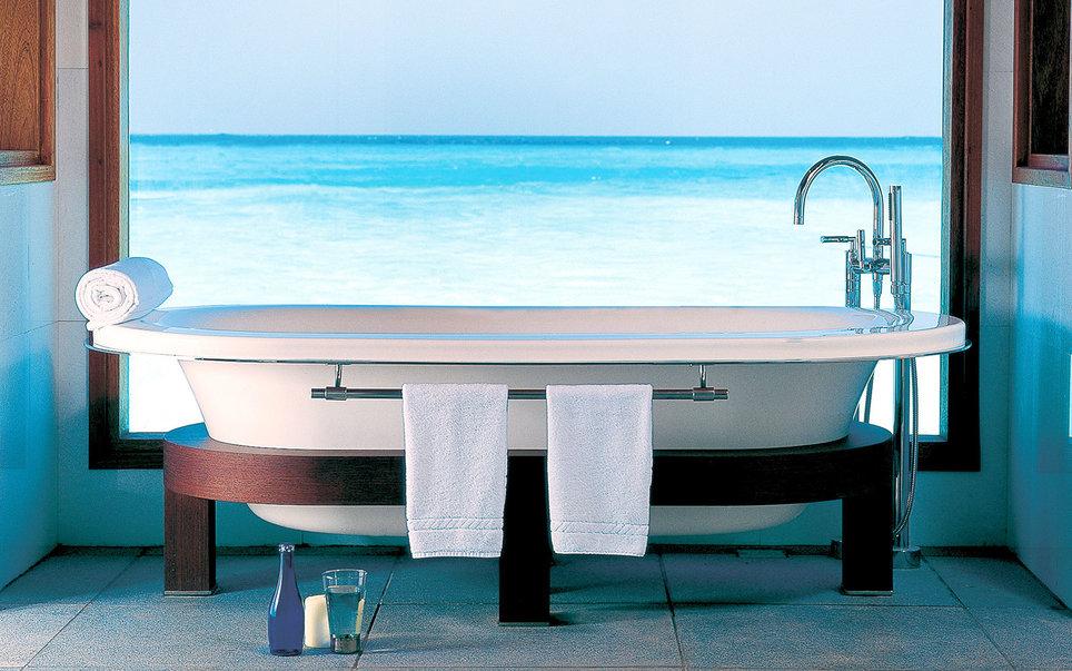 Лежачие экскурсии. Девять лучших ванн планеты