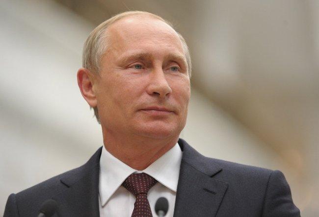 Президент РФ везет Олимпиаду…