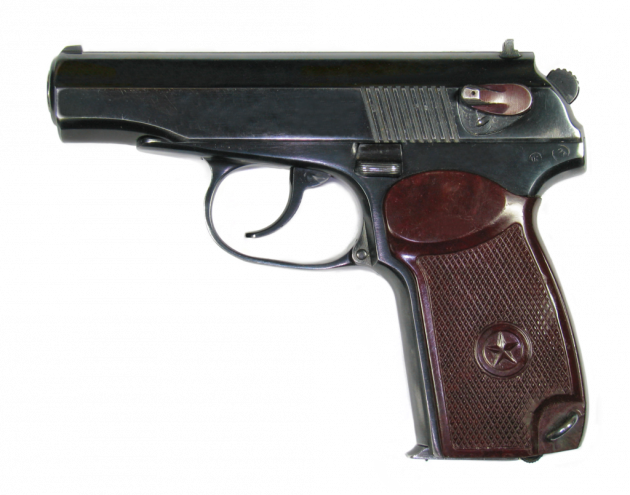 Американец опробовал ПМ: крутая пушка родом из Матушки России