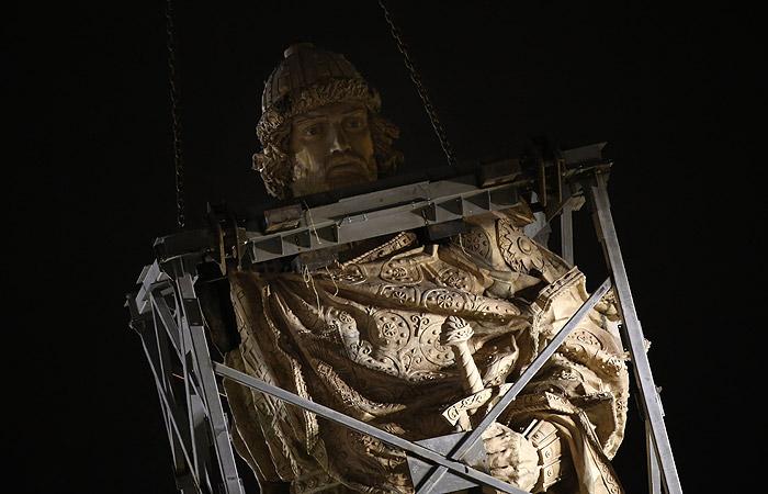 Васильева: памятник князю Владимиру станет будущим символом Москвы