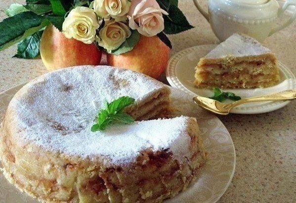 """""""Яблочный торт"""""""