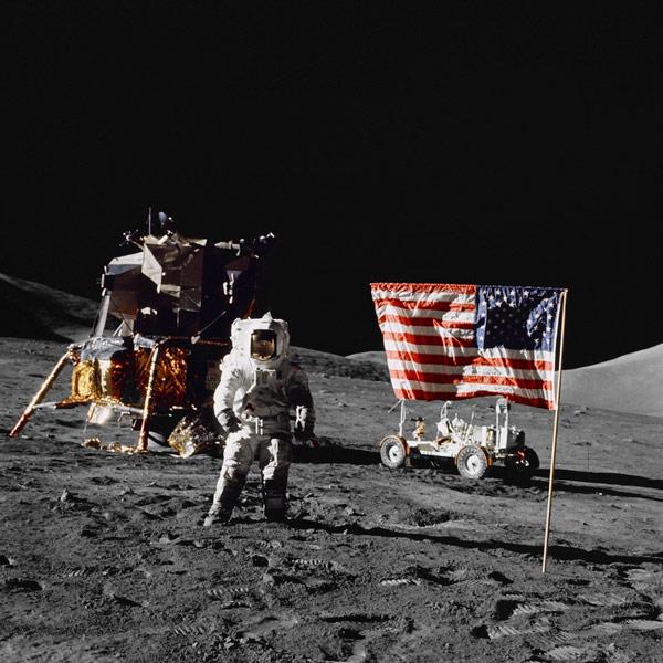 Была ли высадка на Луну?