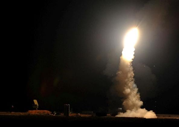 ВКС России приведены в высшую степень боевой готовности