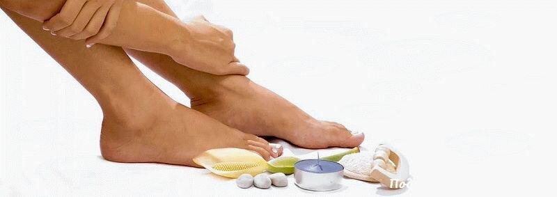 Уход за ступнями ног. 4 простых способа