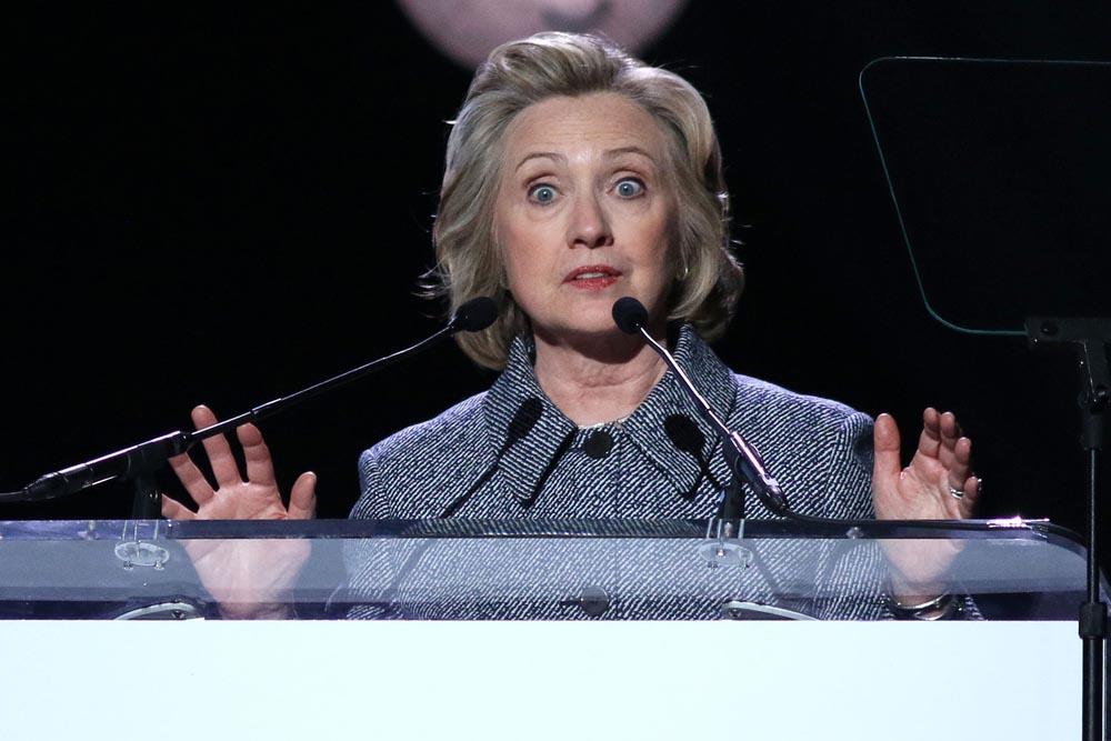 Политические игры США: новая атака Клинтон против Трампа