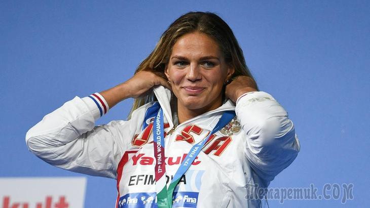 Несгибаемая Юлия Ефимова: от войны к победам