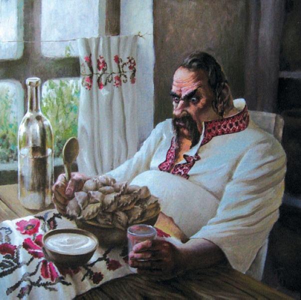 Еда и политика: Украинский министр объяснил бедность в стране прожорливостью населения