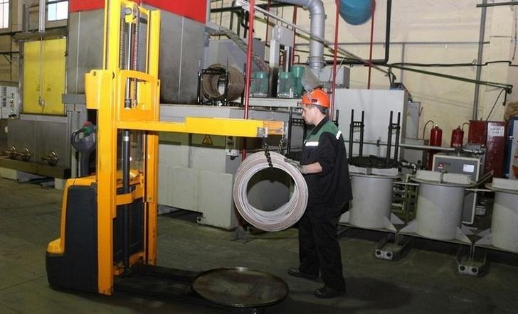 КУЛЗ модернизировал производство для замены украинских запчастей спецтехники