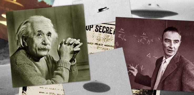 Альберт Эйнштейн об отношениях с внеземными жителями
