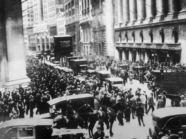 Глубинное правительство США повторит крах 1929 года