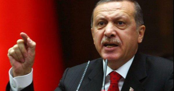 Реджеп Тайип Эрдоган разбушевался и готовится к драке с США