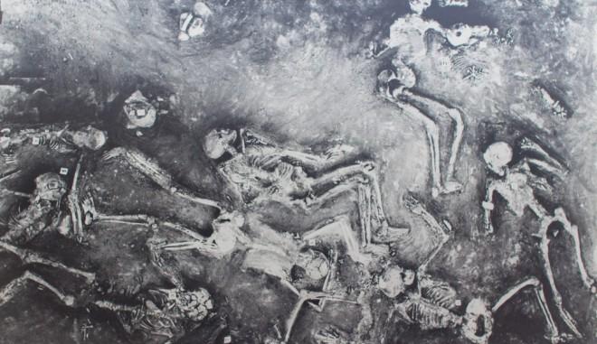 Загадочное исчезновение самой древней цивилизации связано с инопланетянами, считают ученые