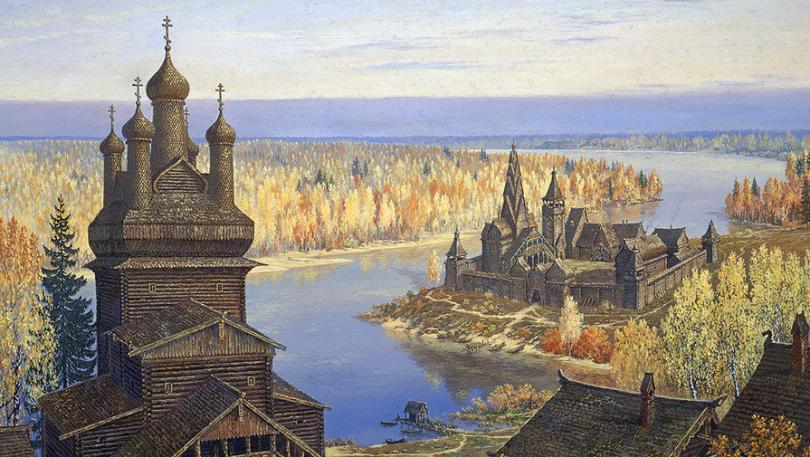 Волга-Русь-матушка