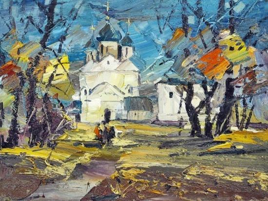 художник Иван Агеев картины – 35